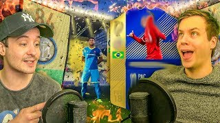 FINALLY GOT THIS ABSOLUTE BEAST TOTS - FIFA 18 ULTIMATE TEAM PACK OPENING / Team Of The Season