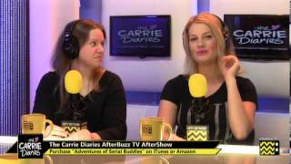 "The Carrie Diaries After Show Season 2 Episode 8 ""The Second Time Around"" 