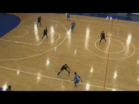 XXL Energy Futsal Championship - Bank Beirut v/s Mayaden - 16/4/2016