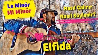 Gitar 39.Ders-Elfida/Ömer Faruk Güney/Akorlar+Arpej+Anlatım+Çalma-Söyleme/Gitar dersi/Gitar Kursu
