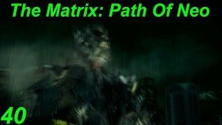The Matrix: Path Of Neo - Das ist meine Welt! + Mitwirkende (Deutsch) PS2 HD #40