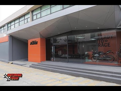 KTM Philippines Inaugurates New Motorcycles Plant   Industry News