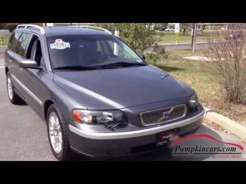 2004 Volvo V70 Wagon 79k Miles Titanium Gray Pearl Youtube
