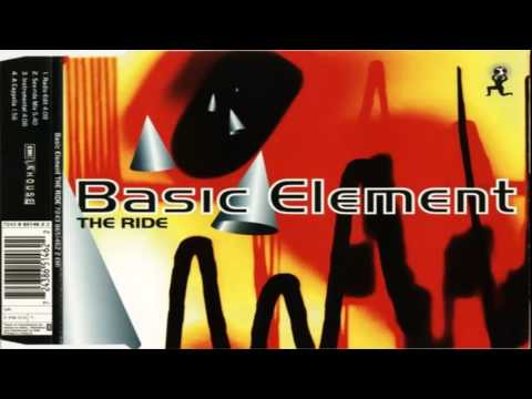 Basic Element   The Ride Radio Edit 1994