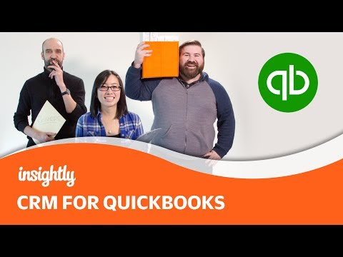 Discover the Integration between Insightly and QuickBooks Online