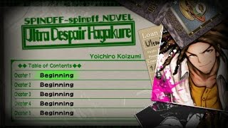 Danganronpa Another Episode: Ultra Despair Girls - Ultra Despair Hagakure Chapter 1