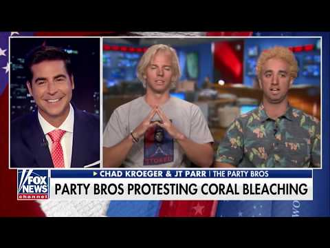 Chad and JT Fight Coral Bleaching
