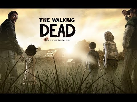 The Walking Dead Walkthrough Part 1 - Episode 1 A New Day