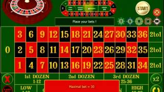 European Roulette for PC by Intersoft