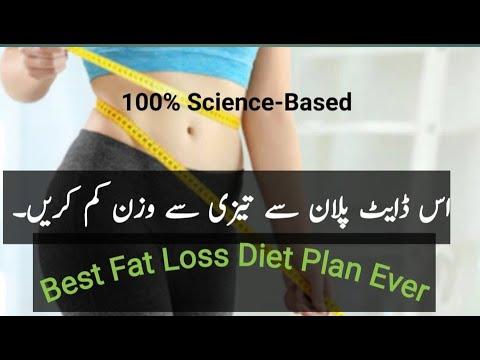 extreme-fat-loss-diet-plan-in-urdu--patla-hone-ka-diet-plan---lose-10-kg