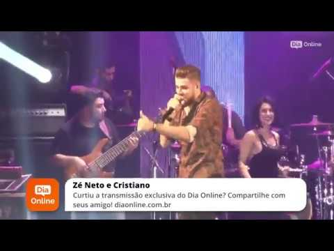 Zé Neto e Cristiano ao vivo na Pecuária de Goiânia - Dia Online