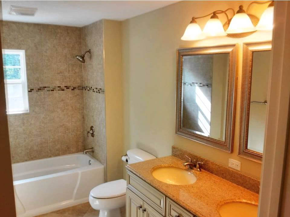 Fabulous BATHROOM Remodels Crown Contracting Sevierville General Contractor