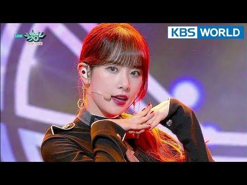 WJSN - Dreams Come True | 우주소녀 - 꿈꾸는 마음으로 [Music Bank / 2018.03.09]