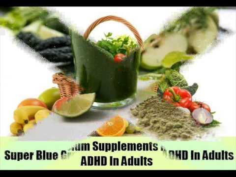adult natural Adhd