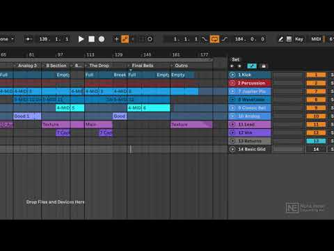 Ableton Live 11 402: Finishing a Track In The Box - Course Introduction