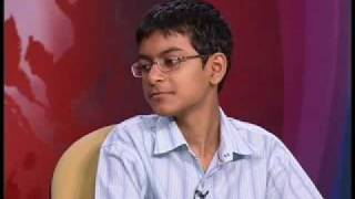 Delhi's IIT topper reveals his mind