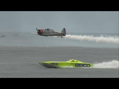 2017 Atlantic City Airshow - GEICO Skytypers