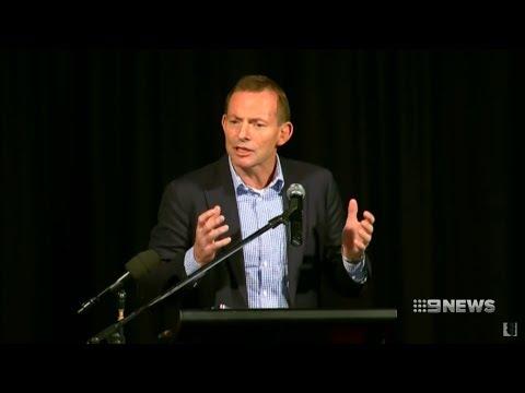 Nine + Seven News. Tony Abbott Energising Liberals + Australians. (Repair Australia)