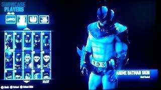 Batman Arkham Knight - Todos los trajes