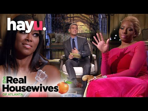 Is Physical Violence Ever Okay?   The Real Housewives of Atlanta