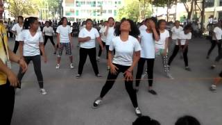 Exerdance at INHS (SY 2015-2016)