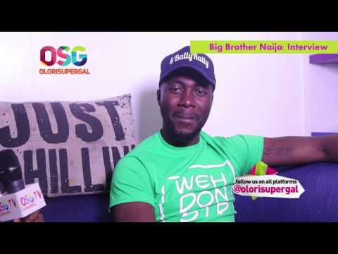 BBNAIJA 2017 - BALLY SHARES HIS EXPERIENCE IN BIG BROTHER HOUSE
