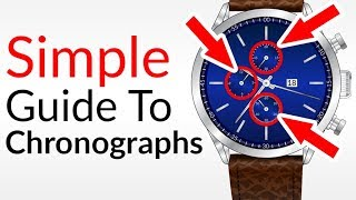 What The Heck Are Chronographs? How To Use Chronograph Watches Correctly