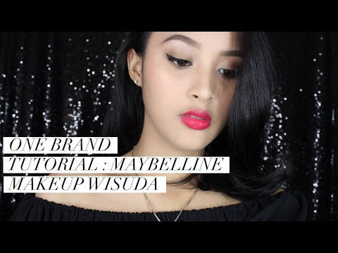 one-brand-tutorial-:-maybelline-|-makeup-wisuda-|-delmira-anggita
