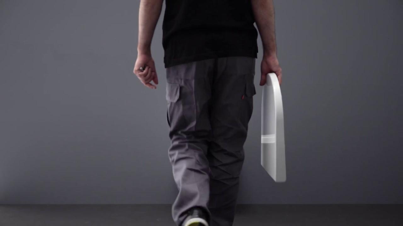 Sanindusa How To Install A Slowclose Clipoff 174 Toilet