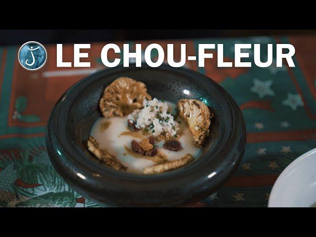RECETTE avec le CHOU-FLEUR by Michel Roth