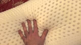 Z by Malouf Latex Pillow Review