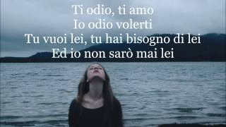 Gnash Ft. Olivia O'Brien - i hate u, i love u [Traduzione ITA]