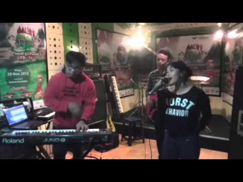 AUDISI FESTIVAL MUSIK JAVANA @tehjavana CRIME band