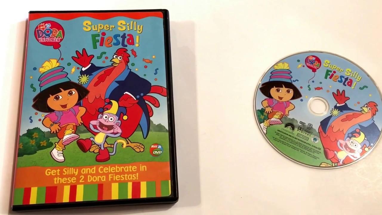 Dora the Explorer * Super Silly Fiesta! * Nick Jr ...