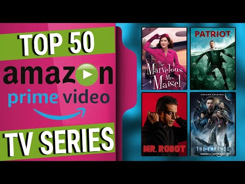 [TOP 50] Best TV Shows On Amazon Prime Video