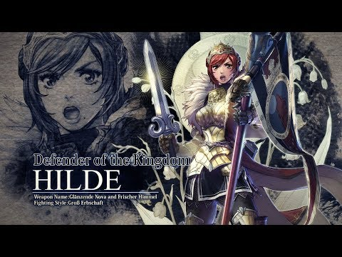 SOULCALIBUR VI - Hilde Character Reveal Trailer | PS4, Xbox One, PC
