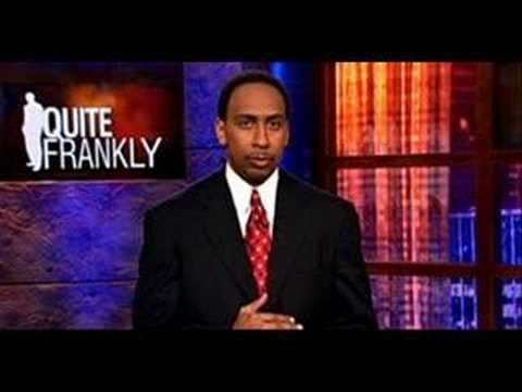 Stephen A Smith bashes Stephon Marbury (Part 1)
