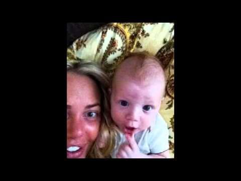 Маша Малиновская выложила фото сына в Интернет