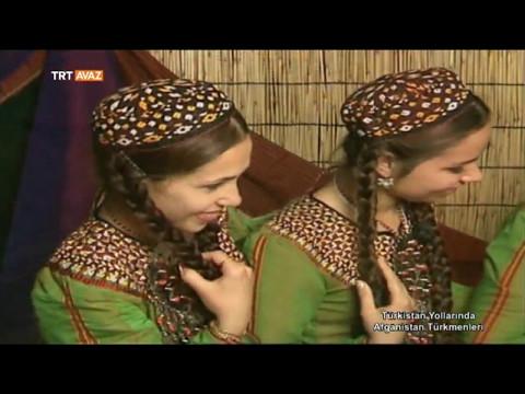 Türkmen Düğünü Bölümü - Türkistan Yollarında Afganistan Türkmenleri - TRT Avaz