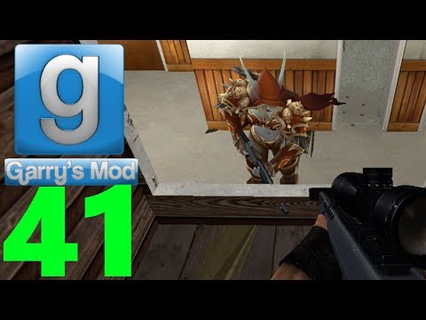 41 Caught In The Act! GMOD TTT With Friends