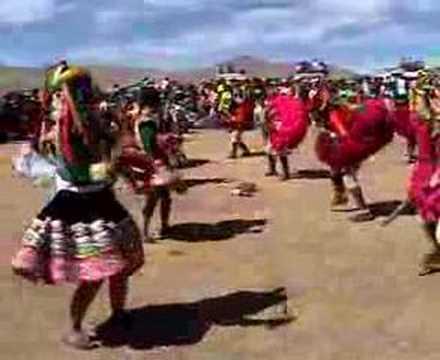 Danzas Tradicionales de Canas, Cusco -registro sin editar-