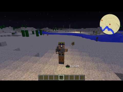 Minecraft Flans mod tutorial (Ingame) (Deutsch/German)