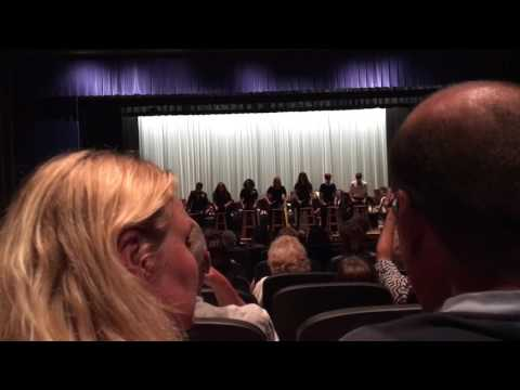 Bandys high school percussion, Stool pigeon
