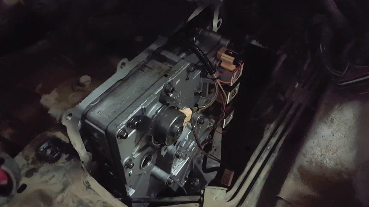 Torque converter clutch solenoid (tcc) replacement  YouTube