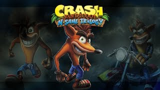🔴 Crash 2 on PC - Platinum Relics, Gems and Crystals!