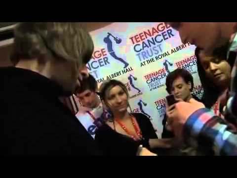 Teenage Cancer Trust at the Royal Albert Hall 2011   Beady Eye