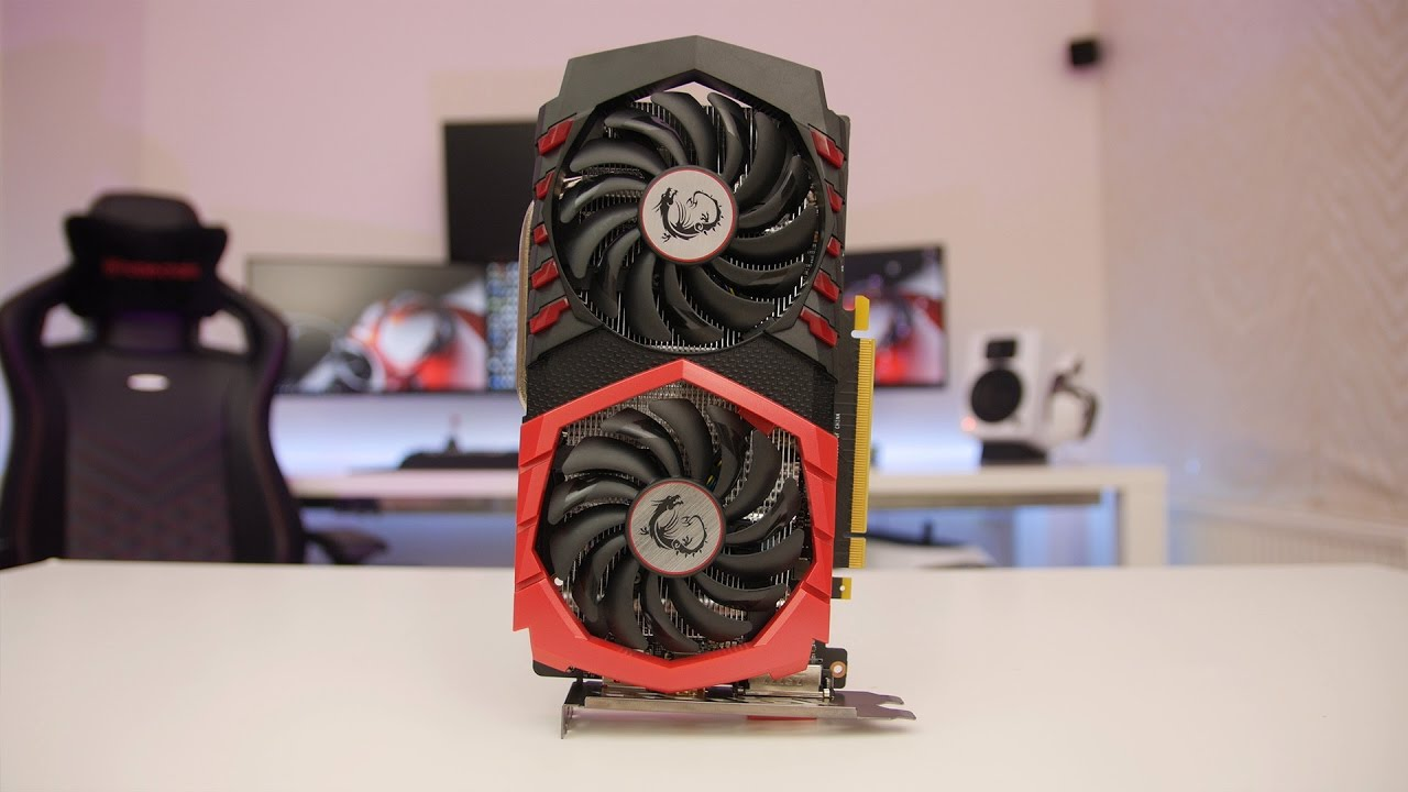 carte graphique msi geforce gtx 1050 ti gaming x 4g MSI GTX 1050 TI Gaming X Review and 1060 Comparison + Benchmarks