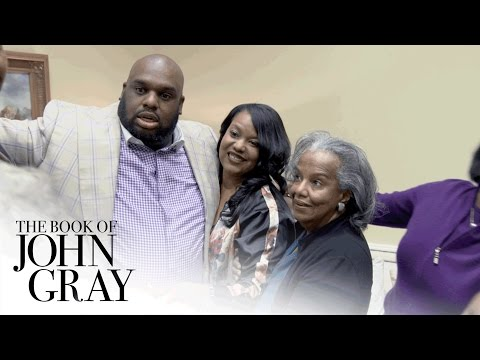 Aventer Surprises John with a Visit from His Brother | Book of John Gray | Oprah Winfrey Network