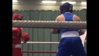 Первенство Москвы по боксу