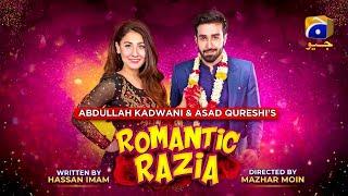 Romantic Razia   Tęlefilm   Eid Day Special   Hina Altaf   Azfar Rehman   Har Pal Geo